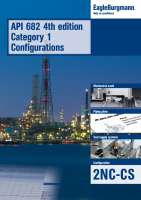 Brochure API 682 4th ed. Cat. 2/3 Configurations - 2NC-CS