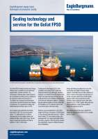 Solution: Sealing technology and service for the Goliat FPSO
