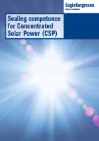 Brochure: Sealing competence for concentrated solar power