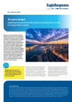 Solution: EagleBurgmann delivers innovative seals and comprehensive services for a mega refinery complex